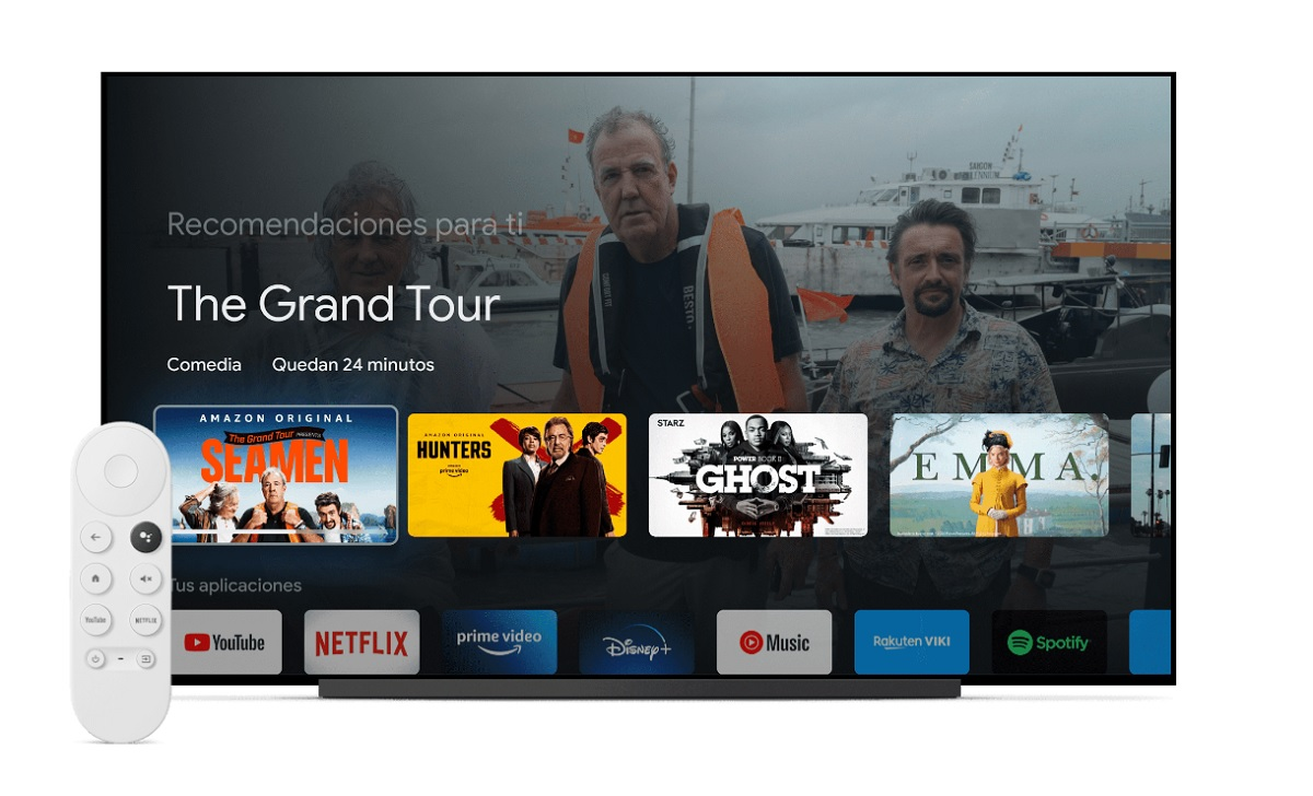 Google TV has arrived to take the place of Android TV - MeTimeTech
